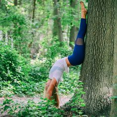 Practice with a tree today Re-pinned by www.globalgroovelife.com