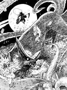 Kurama y Madara Uchiha Wallpaper Naruto Shippuden, Naruto Wallpaper, Naruto Shippuden Anime, Madara Uchiha, Naruto Sketch, Naruto Drawings, Anime Sketch, Naruto Shuppuden, Naruto Comic