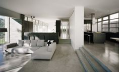 How Polished Concrete Flooring Can Help Achieve The Minimalist Look