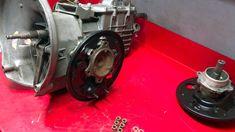 Lomax 223 Rebuild #19 Assembling 2CV Stub Axles Drum Brake