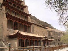 Grotte di Mogao - Wikipedia