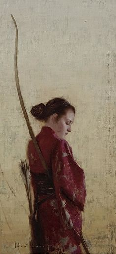 """Meditations"" -Gorgeous new oil painting by BoldBrush Signature Artist Aaron Westerberg https://aaronwesterberg.com/workszoom/2253895"