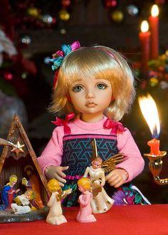 Antique lilac - Martha Boers - Orthodox Christmas