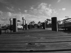 A photo of my Grandpa's Pier