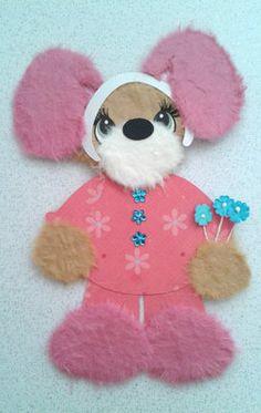 Easter Bunny with Flowers Girl Costume Kids Summer Tear Bear Kira AP4P | eBay