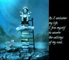Free to answer the callings of my soul.