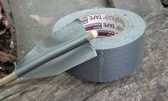 survival plan | duct tape arrows | hunting food in survival situations | weapon | bow |
