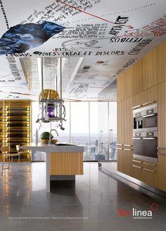Arclinea Print #Advertising 2009  #kitchen #madeinitaly #design #interiordesign #architecture
