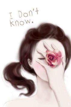 Enakei: Jennie's Portraits by Park Suran 박수란 ~ I don't know Korean Illustration, Illustration Girl, Korean Art, Asian Art, Deviant Art, Cute Cartoon, Cartoon Art, Girly M, Freelance Illustrator