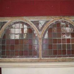 Pretty stained glass - Winchcombe Reclamation Ltd: WR Bazaar
