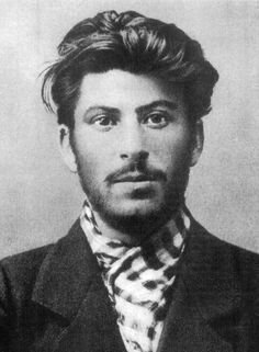 Joseph Stalin at 23