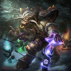 Шаманы в World of Warcraft