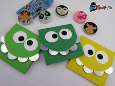 Inviti per feste di compleanno per bambini  alla scoperta della colla #wupy - Kreattivablog