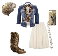 """Apostolic Fashions #822"" by apostolicfashions on Polyvore featuring Ted Baker, Vince, maurices, A