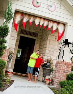 9+Scary-Impressive+Houses+Decked+Out+for+Halloween - GoodHousekeeping.com