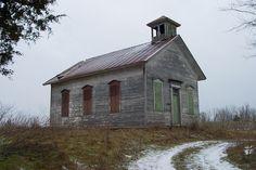 Old School House - Romeo, Michigan