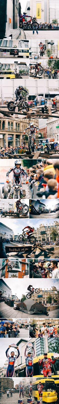 Red bull - Advertising photographer Manchester - Advertisement photography - PR photographer Manchester - PR photography #event #eventphotography #motorbike #piccadillygardens #redbull #extremesports #sportevents #sports #Printworks #Cornexchange #advertising #advert