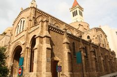 Church in #Beirut, Lebanon