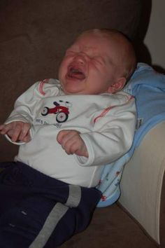 "Why It's Not ""Just"" Colic or Fussiness - The Fussy Baby Site : The Fussy Baby Site"