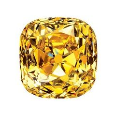 Tiffany Yellow Diamond, 128.5 carats.  It was the largest diamond ever to go on display at the Smithsonian when it was on loan in 2007.  Only two women have worn it, one being Audrey Hepburn in publicity photos for Breakfast at Tiffanys.