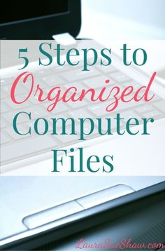 5 Steps to organized computer files Tired of wasting time looking for the file you need? Use this easy process to get organized computer files that are simple to find. Computer Help, Computer Technology, Computer Tips, Medical Technology, Energy Technology, Computer Lessons, Futuristic Technology, Computer Programming, Technology News