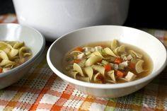 Chicken Noodle Soup - Smitten Kitchen