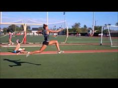 How to - Long Jump ( Check Points and Positions Part 1 of 2 ) Jump Workout, Track Workout, Long Jump, High Jump, Triple Jump, Photography Supplies, Track And Field, Getting Out, Drill