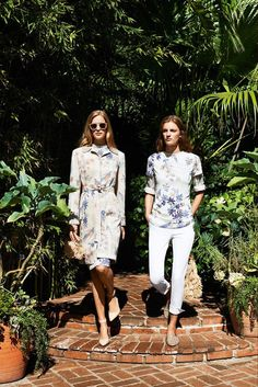 Tory Burch Resort 2014 Campaign (video by Shane Sigler) (Tory Burch)
