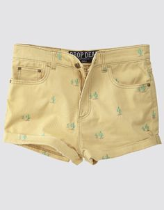 Peyote Wild Shorts, Drop Dead Clothing