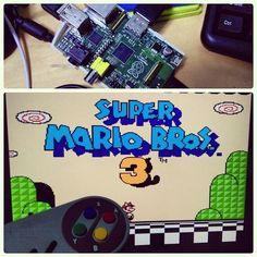 Something we loved from Instagram! Thank you Raspberry Pi. You let me have a piece of my childhood back. #raspberrypi #Nintendo #supermario #geekdad #videogames #幼年時代 #シンガポール #スーパーマリオ #任天堂 #ラズベリー パイ by joewongyk Check us out http://bit.ly/1KyLetq