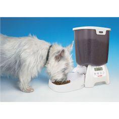 Dog Mate D3000 Automatic Dry Pet Feeder - Bowls & Feeding Accessories - Dog - PetSmart