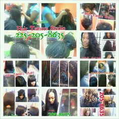 #Hair Salon in Baton Rouge Hairstyles