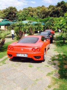Una splendida Ferrari 360 Modena!!!