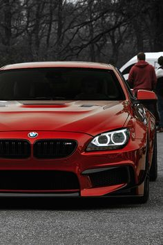 BMW M6 #Rvinyl  #BMW: A match made in heaven. Spend your time doing something useful this Thanksgiving like drooling over these pics.  want more? visit - http://themotolovers.com