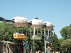 Zamperla - The Amusement Rides Company Zeppelin, Aerial View, Amusement Parks, Tent, Classic, People, Derby, Store, Tents