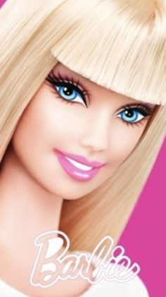 Barbie Theme Party, Barbie Birthday Party, Barbie Fashionista, Barbie Painting, Barbie Images, Cute Cartoon Images, Barbie Movies, Barbie Stuff, Barbie Collection