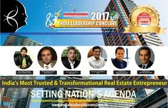 Satish of DS-MAX Properties,Nayan Raheja of Raheja Developers, S Vasudevan of Ozone Group, Suhas Lunkad of Rohan Group, Bijay Kumar Agarwal of Salarpuria Sattva Group & Vikas Oberoi of Oberoi Realty are in the race for the prestigious India's Most Ds, Leadership, Entrepreneur, Names, Real Estate, India, Real Estates