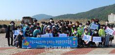 회진초등학교, 마을교육공동체와 함께하는 해양환경보호활동