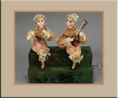 Carmel Doll Shop-Automaten-