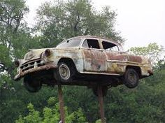 Image result for junk cars pictures