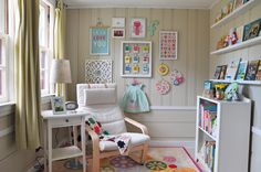 Frances' Colorful Vintage Inspired Room