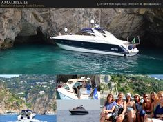 Private luxury yacht charters on the Amalfi Coast at the most competitive rates! Send us your personal request!  Web Site: www.amalfisails.com E-Mail: info@amalfisails.it