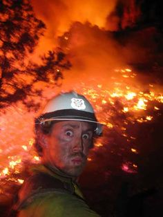 AZ Hotshot Firefighter -Waynesworld Photography ;-)
