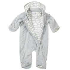Baby fleece anzug winter