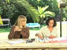 Imitación Venecitas con Acrílico Decorativo Premium - Lidia G. Varela en...