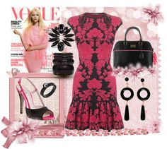 """EVERYDAY ROSE"" by chanson-de-lautomne on Polyvore"