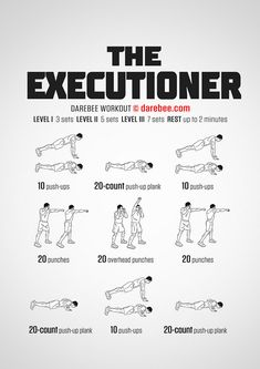 The Executioner Workout