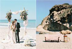עיצוב חתונה, חתונה בים, עיצוב חופה