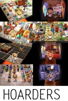 "What Animal Crossing Really is Like<<< Not always, I like to make my house look like an actual ""house"", enter the house into the living room, kitchen/eating area on the left, and hang out room/bedroom upstairs. Then of course the attic ^_^"