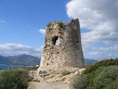 Torre di Porto Giunco,Villasimius-Sardegna